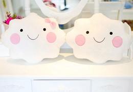 $enCountryForm.capitalKeyWord Canada - Cloud Plush Soft Toy and Stuffed Pillow Cuddly Nursery Decor Fluffy Cloud Cushion Throw Pillows Comfortable Office Nap Pillows Eco Friendly