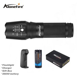 $enCountryForm.capitalKeyWord NZ - AloneFire E26 XM-L T6 Led 26650 Fishing Zoom Flashlight Torches Lamp 26650 Flashlight T6 Led head light