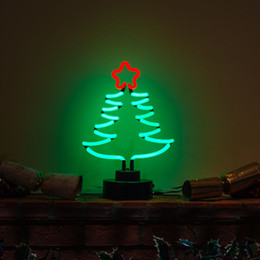 Discount Neon Christmas Tree | 2017 Neon String Christmas Tree ...