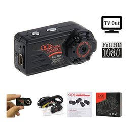 $enCountryForm.capitalKeyWord NZ - Wholesale-QQ6 Mini Camera Full HD 1080P Wide Angle Camera DV DVR IR Night Vision Micro Camera For Windows IOS Android Devices