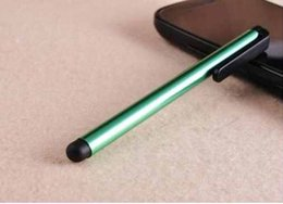 mid touch tablet Canada - 7.0 Stylus Touch Pen with Plastic Material Capacitive Touch Pen for Mobile Phone Tablet PC GPS MID 3000pcs