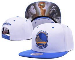 Cheap snap Caps online shopping - HOT Adjustable price fashion GSW Snapback Hat Snap Back Hat Basketball Cheap curry Hat Adjustable men women Baseball Cap