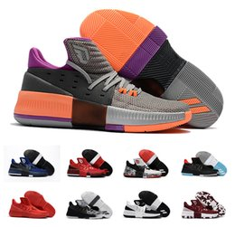 Discount lillard shoes 2017 New Arrival Damian Lillard 3 Boost Basketball  Shoes for Top quality Dame