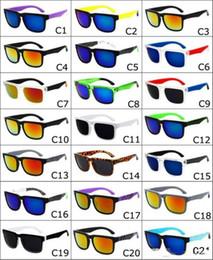 $enCountryForm.capitalKeyWord Australia - 21 Colors Unisex Brand Designer Spied Ken Block Helm Sunglasses Fashion Sports Sunglasses Oculos De Sol Sun Glasses Eyeswear DHL free