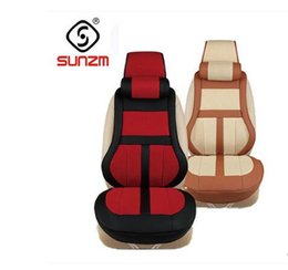Sunzm Non Toxic And Tasteless Car Seat Covers Front Rear Complete Set For Universal 5 Four Season Cover Protector