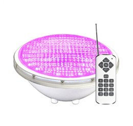 Par56 Outdoor Underwater Swimming Pools Lamp RGB Color Changing 18W 24W 35W Waterproof IP68 Pisicina 12V Warm white Cool white CE ROSH FCC on Sale