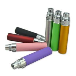 Ce4 Ce5 Pen Australia - eGo-T Battery 650mAh 900mAh 1100mAh eGo T Battery 510 Thread Ecigs Vape Pen For Electronic Cigarettes CE4 CE5 CE6 MT3 H2 Protank Atomizers