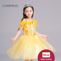 buy gowns Canada - kids clothes kids dresses for girls fiesta dress baby dress pictures children dress best kids clothes buy wholesale lots