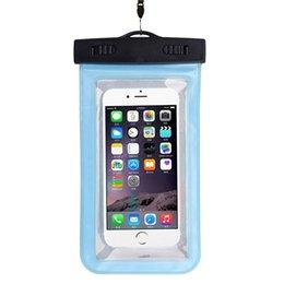 Лучшая цена универсальный водонепроницаемый чехол для мобильных телефонов iPhone 6/6 Plus