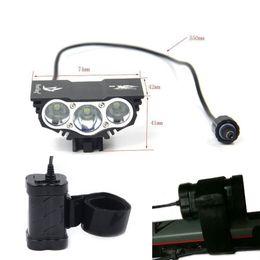 2017 hot Nestling 6600Lm Headlamp Cree X3 Bicycle Bike Led Headlight Flashlight Black on Sale