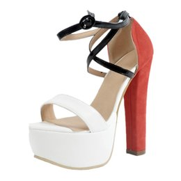 $enCountryForm.capitalKeyWord Canada - Kolnoo Handcrafted Womens Ladies Fashion High Heel Pumps Open Toe Ankle Buckle Strap Party Dress Shoes XD368