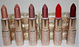 $enCountryForm.capitalKeyWord Canada - Snowball Limited Edition Holiday Lipstick Elle Belle Rouge En Snow Shimmer Spice Glistening Holiday Crush Warm Ice 6colors Glitter Lipstick
