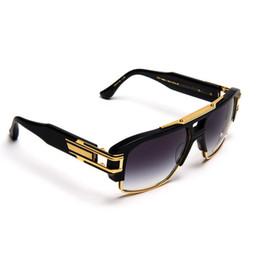 Chinese  Wholesale-High-Quality Grandmaster Four Style Sunglasses Men Women Sunglasses Brand Designer Sun Glasses Oculos De Sol Feminino Masculino manufacturers