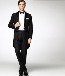 $enCountryForm.capitalKeyWord NZ - The new design men suits high quality groom suits handsome single breasted lapel formal prom suits(jacket and pants)