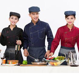 Restaurant Kitchen Uniforms discount kitchen uniforms | 2017 kitchen uniforms on sale at