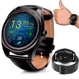 french for clock 2019 - Wholesale- Smartwatch Heart Rate Monitor Smart Wrist Watch K89 Intelligent Sport Clock Wristwatch Inteligente Pulso For