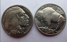 Nice promotioNs online shopping - Date d Buffalo Nickel five cents COINS COPY Promotion Cheap Factory Price nice home Accessories Coins