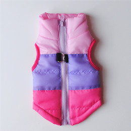 China Pet Dog Clothes for Dogs Winter Warm Cotton Thickening Coat Jacket For Dog Clothes Chihuahua Poodle York Puppy Outfit 30 cheap jacket new york suppliers