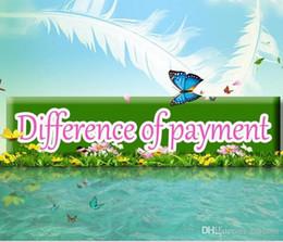 Venta al por mayor de Coste de envío / Diferencia de pago