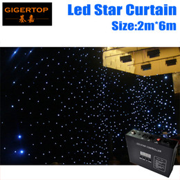 $enCountryForm.capitalKeyWord NZ - Cheap Price 2M*6M&6M*2M High Quality RGBW RGB Color Curtain LED Star Cloth With Controller 90V-240V Light Curtain