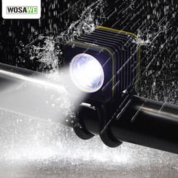 $enCountryForm.capitalKeyWord Canada - WOSAWE Bike Light Waterproof Aluminum USB Charging Smart Cycling Bicycle Flashlight Warning Light 450 Lumen LED Front Lights BCD-004
