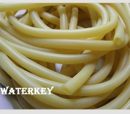 tube equipment Canada - 6*9 Rubber Latex Tubing,Rubber tubes,1m(approx 3.2feet),6mm Internal diameter,9mm Outside diameter,Laboratory equipment Surgical band Tubing