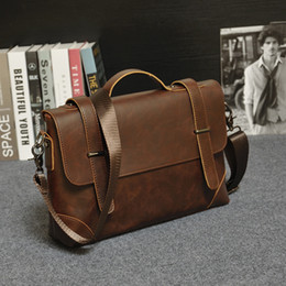 Designer Leather Laptop Bags For Men Online | Designer Leather ...