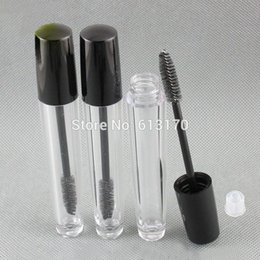 $enCountryForm.capitalKeyWord Canada - New arrival 8ml Mascara tubes With Black Cap Empty Clear revitalash Eyelash Bottles DIY make up cosmetic packing container