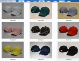 Purple Blue Blank Hat NZ - 2017 summer style gorras adjustable Blank camo baseball cap snapback polo hats for men women fashion sports hip hop bone Casquette dad hat