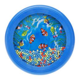 $enCountryForm.capitalKeyWord Canada - Wholesale-Ocean Wave Bead Drum Gentle Sea Sound Musical Educational Toy Tool for Baby Kid Child