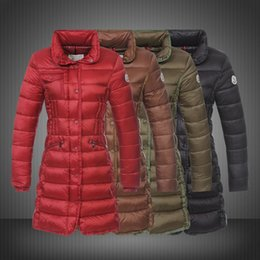 Famous Parka Brands Australia - 2015 famous brand New female long down coat women's fashion winter raccoon collar outdoor jacket parka