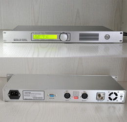 DDone-1 87.5-108MHz Digital FM stereo broadcast exciter DSP & DDS for Business used for production or FM-Airchain on Sale