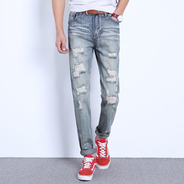 Ripped Jeans For Big Men Online | Ripped Jeans For Big Men for Sale