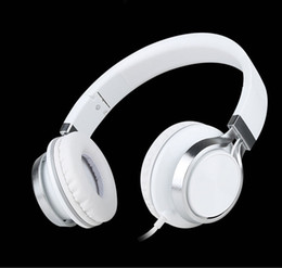 Stereo Prices NZ - Retail Cheap Price China Gaming Headphones Stereo Low Noise Cancelling Headsets Studio Headband Microphone Earphones for IPhone