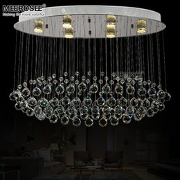 Discount Hanging Crystal Wire Chandelier | 2017 Hanging Crystal ...
