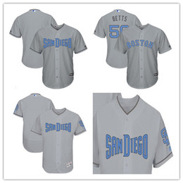 timeless design f8aa9 37e7e mens san diego padres customized gray jersey