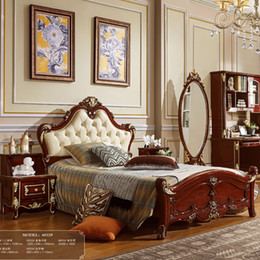 2017 Hot Selling High Quality Complete Kidu0027s Bedroom Set With Night Stand  Dressing Mirror From Foshan Home Furniture
