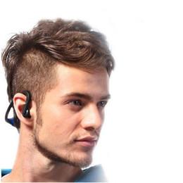 Speaker Ear Australia - S9 Stereo Headset Sports Bluetooth Speaker Headset Wireless Neckband Headphones In Ear Earphone Hifi Music Player For iPhone 6 Plus