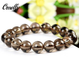 $enCountryForm.capitalKeyWord NZ - 5A Smoky Quartz Stone,Natural Clear Semi-Precious Bead Jewelry Gemstone Bead Bracelet Strands Citrine Crystal Jewelry Unique 5A Grade