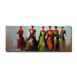 $enCountryForm.capitalKeyWord UK - Cheap price wholesale hand painted abstract beautiful nude women oil painting on canvas photos women nude chinese