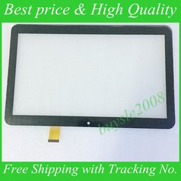 "Discount tablet pc 3g 9.7 inch - Wholesale- For TESLA Effect 10.1 3G S4T103G Tablet Capacitive Touch Screen 10.1"" inch PC Touch Panel Digitizer Glas"