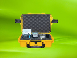 equipment case waterproof Australia - waterproof shockproof equipment case 2100 tool box black yellow green waterproof safety seal equipment with pre-cut foam lining