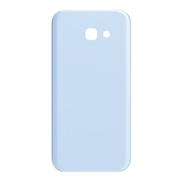 $enCountryForm.capitalKeyWord Canada - 50PCS Checked For Samsung Galaxy A3 2017 A320 A320F Back Battery Cover Door Rear Panel Glass housing With Adhesive Sticker Free DHL
