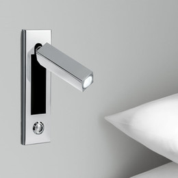 Finishing touch online shopping - Topoch Swivel Wall Lights with Touch Dimmer ON OFF Switch W LM Semi Recessed Chrome Finish Head Adjustable Degree Left Right Forward