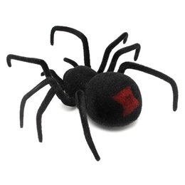wholesale mach rc remote controlled spider remote control spider toy gift halloween giant spider latrodectus