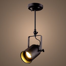 Vintage LED Ceiling Light Loft Black Metal Lamp Shade Ceiling Lamp Cafe  Coffee Cloth Store Drop Light Fixture Lighting drop ceiling led light  fixtures on  Discount Drop Ceiling Led Light Fixtures   2017 Drop Ceiling Led  . Dropped Ceiling Lighting Fixtures. Home Design Ideas