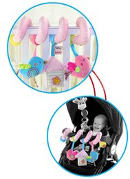 online shopping High Quality Baby Plush Multipurpose Bed Circle Round Bird Baby Girl Boy Toys