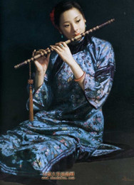 Beauty Oils Canada - Framed CHINESE CLASSIC BEAUTY,Genuine Hand Painted portraits Art Oil painting On Thick canvas,Multi sizes Available Free Shipping Tn096