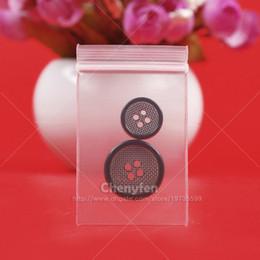 "$enCountryForm.capitalKeyWord Canada - Wholesale 500pcs Grip Seal Bag 8mil Clear Zip Lock Bags 3x5.5cm Transparent Closure Pocket 1.2""x2.2"" Lock Zipped Poly Plastic Baggies"