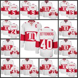 49f74c52d 32 Mens Hartford Whalers CCM Green Throwback Jersey Detroit Red Wings Mens  CCM Jerseys 40 Henrik Zetterberg .